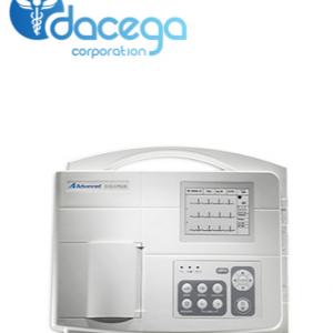 ELECTROCARDIOGRAFO ECG SIMPLE : DE TRES CANALES ECG - 3 PLUS